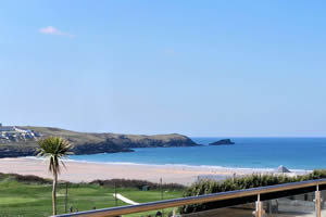 Self catering breaks at 11 Cribbar in Newquay, Cornwall