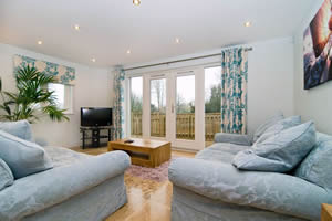 Self catering breaks at 14 Natural Retreats Cornwall in St Austell, Cornwall