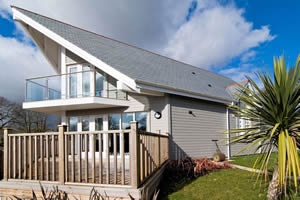 Self catering breaks at 30 Natural Retreats Cornwall in St Austell, Cornwall