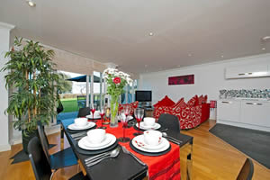 Self catering breaks at 18 The Reach in Sandown, Isle of Wight